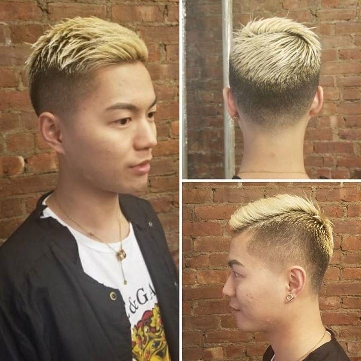 Mens Trend Hair Style Japanese Hair Salon In Tokyo Hayato Salons
