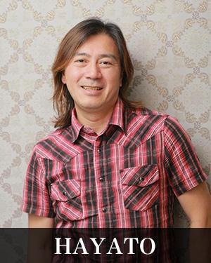 Owner / Master Stylist HAYATO
